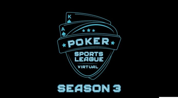 Poker Sports League Season 3