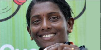 Cyclist Mahitha Mohan (Source: Doolnews)