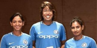 Indian cricketers in ICC Women's Team of the decade