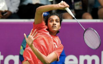 P V Sindhu had a first round exit in Thailand Open