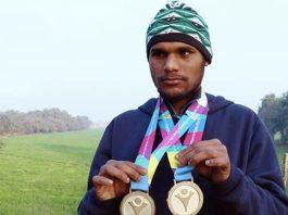 Special Olympics gold medallist in 2015 - Rajvir Singh (Source- inUth.com)