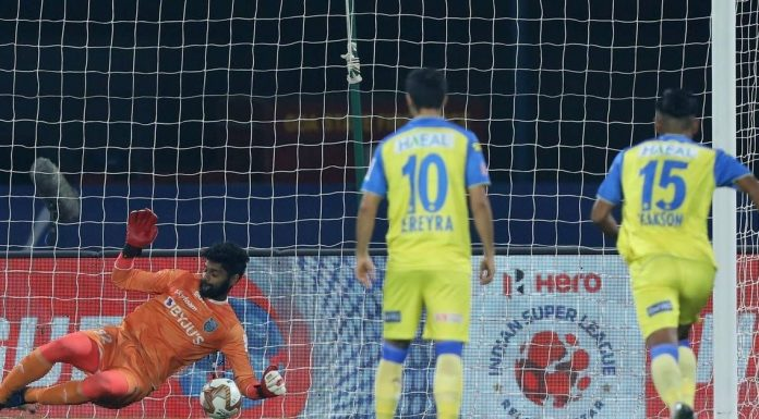 ISL: Most penalty saves by a goalkeeper