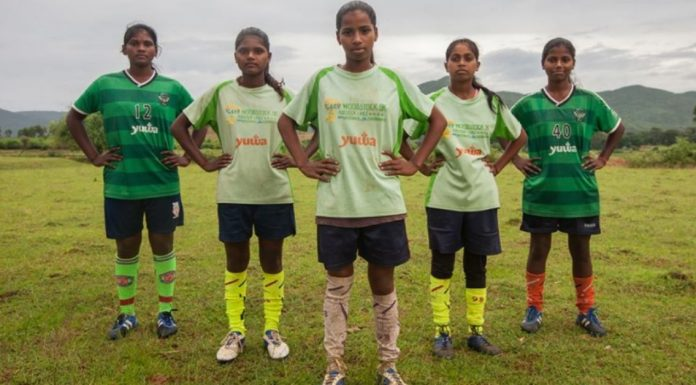 women's football in Jharkhand