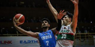 india basketball